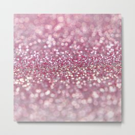 New Blush Metal Print