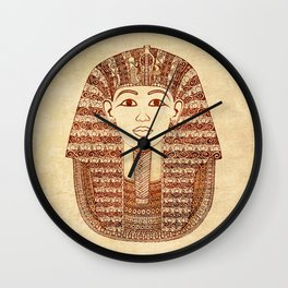 Toutankhamon Wall Clock