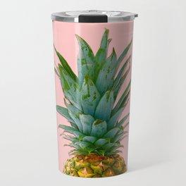 Pineapple In Repose ~ Pin Travel Mug