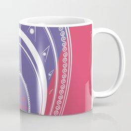 Circles #4 Coffee Mug
