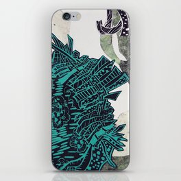 Potential Paisley iPhone Skin