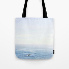 The Sea on a Sunny Day Tote Bag