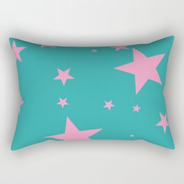 starry starry daze Rectangular Pillow