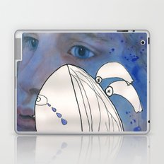 I feel sad Laptop & iPad Skin