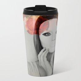 Queen of Roses Metal Travel Mug
