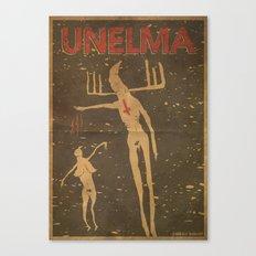 Unelma: Antichrist Canvas Print