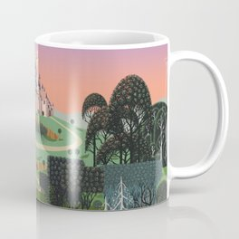 Dream for a Castle Coffee Mug