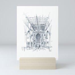 Santa Croce Mini Art Print