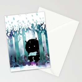 A Quiet Spot Stationery Cards
