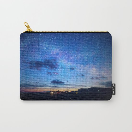 Billings Montana 8 Carry-All Pouch