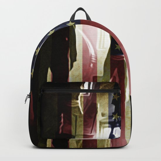 Casting Long Shadows Backpack