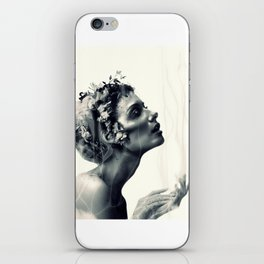 She's So Untouchable iPhone Skin