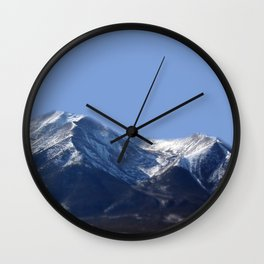 Continental Divide Wall Clock