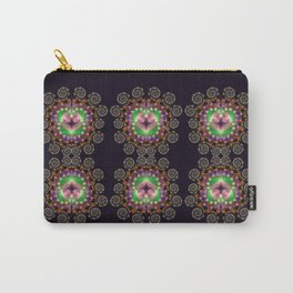 Spirals and stunning patterns Carry-All Pouch