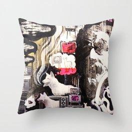"""""""Modern Manhood"""" Throw Pillow"""