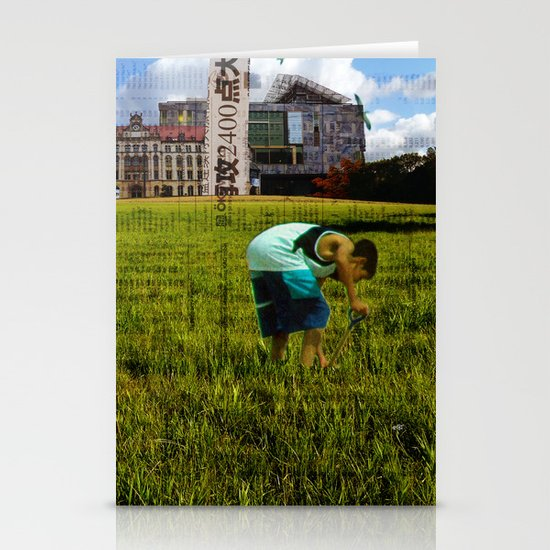 Surreal Living 9 Stationery Cards