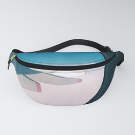 In the Sky Above Europe Fanny Pack
