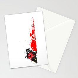Moto Knee Drag Stationery Cards