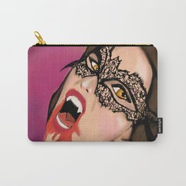 Katherine Pierce TVD FANART Carry-All Pouch