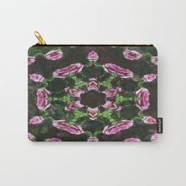 Rosas Moradas 2 Kaleidoscope 9 Carry-All Pouch