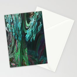 Fractal Two Stationery Cards