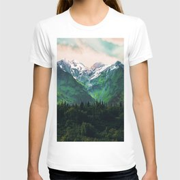 Escaping from woodland heights IV T-shirt