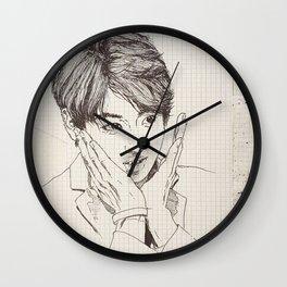 jung.kook. Wall Clock
