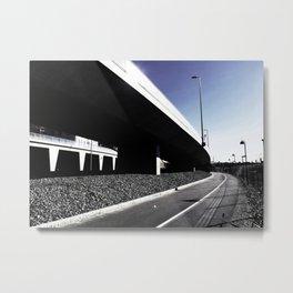 Bridge 58 Metal Print