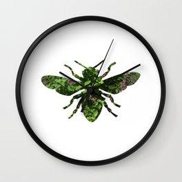 bee_dream_08 Wall Clock