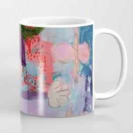 Blindly Seek Coffee Mug