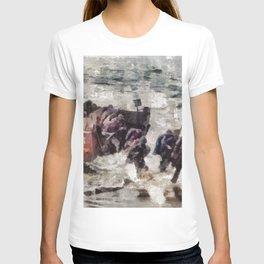 D-Day Landing, WWII T-shirt
