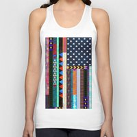 boho Tank Tops featuring Boho America by Schatzi Brown