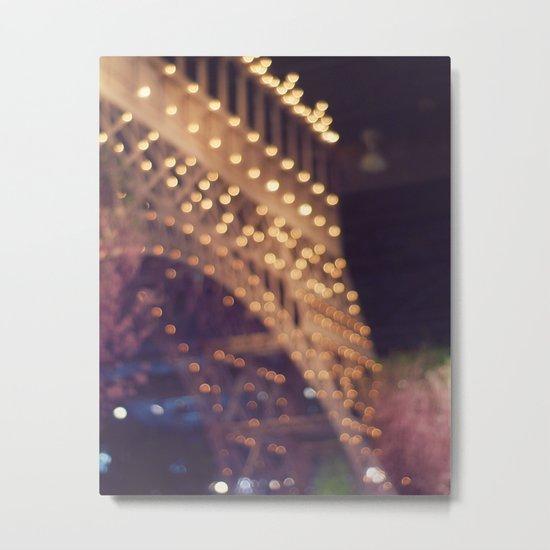 Paris (Delusion) Metal Print
