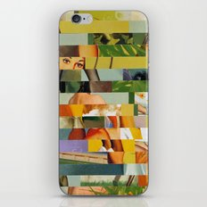 Don't Entirely Trust the Gardener (Provenance Series) iPhone & iPod Skin