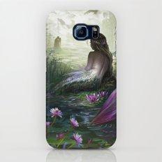 Little mermaid Galaxy S7 Slim Case