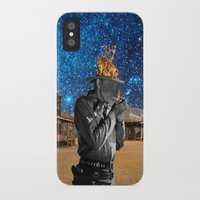 western iPhone & iPod Cases featuring Western by Cs025
