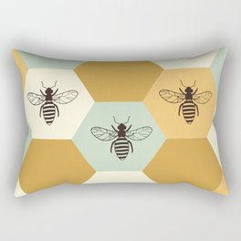 Beehive Rectangular Pillow