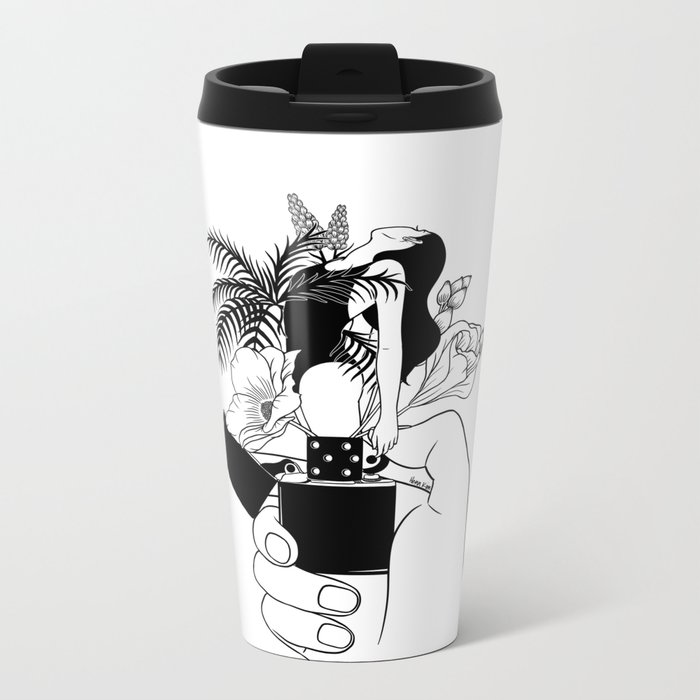 Light My Fire Metal Travel Mug