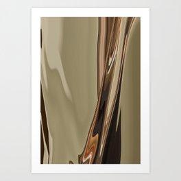 Pour Slip Art Print