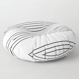 The Musician Floor Pillow