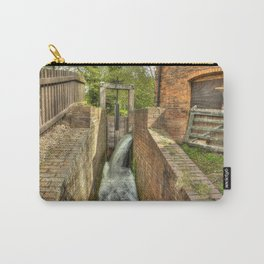 Sluice Gate at the Water mill Carry-All Pouch