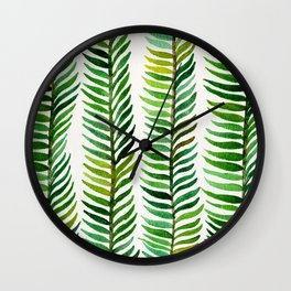 Seaweed Wall Clock