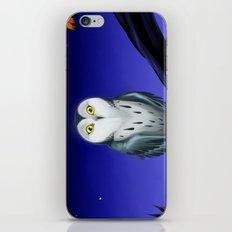 At night_1 iPhone & iPod Skin
