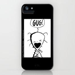 Gregory™ GUG! Mug (& Other Stuff) iPhone Case