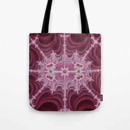 Alien Web Tote Bag