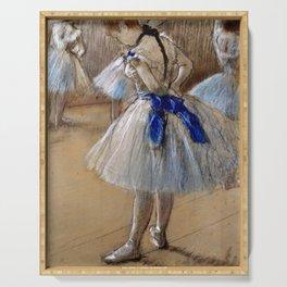 "Edgar Degas ""Dancer"" Serving Tray"