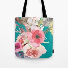 Flowers , floral , shabby chic décor,  flower decor , Tote Bag