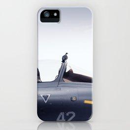 Rafale iPhone Case