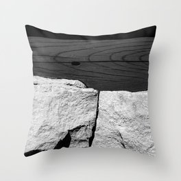 Hikaritsuke Throw Pillow