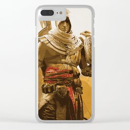 Bayek Clear iPhone Case